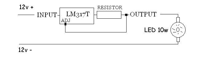 Conexion LED